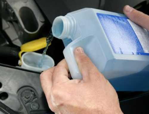 Du lave-glace pour les voitures en vrac !
