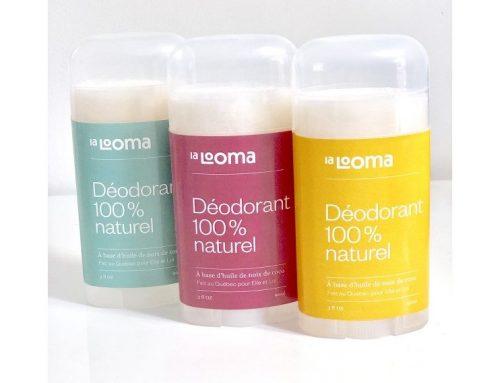 Un déodorant 100 % naturel… et le meilleur, vraiment! Témoignage de Stéphanie L.