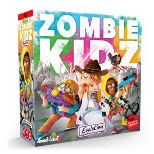 Zombie Kids, le jeu qui évolue !