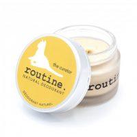 Déodorant naturel en crème sans bicarbonate de soude Routine
