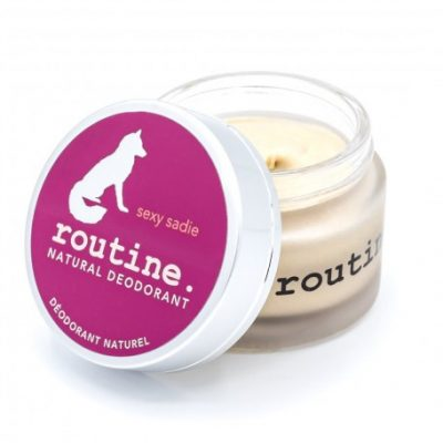Déodorant naturel en crème Sexy Sadie de Routine